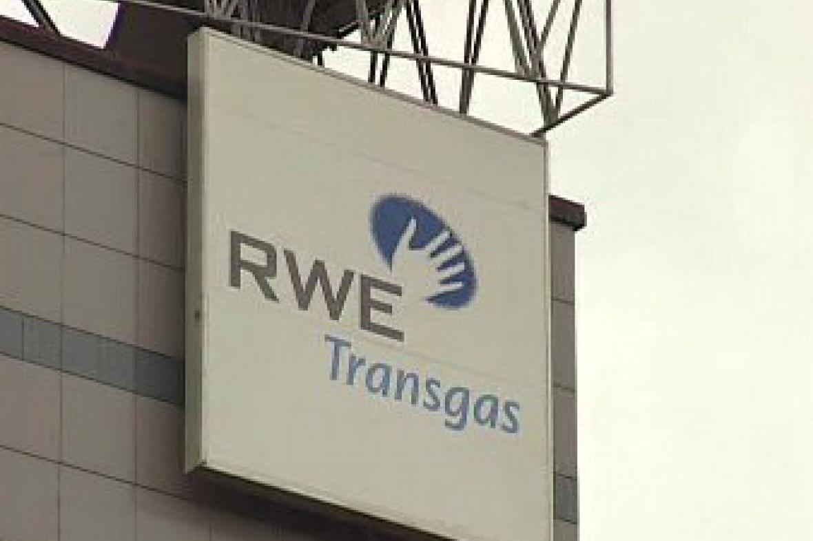 Logo RWE Transgas