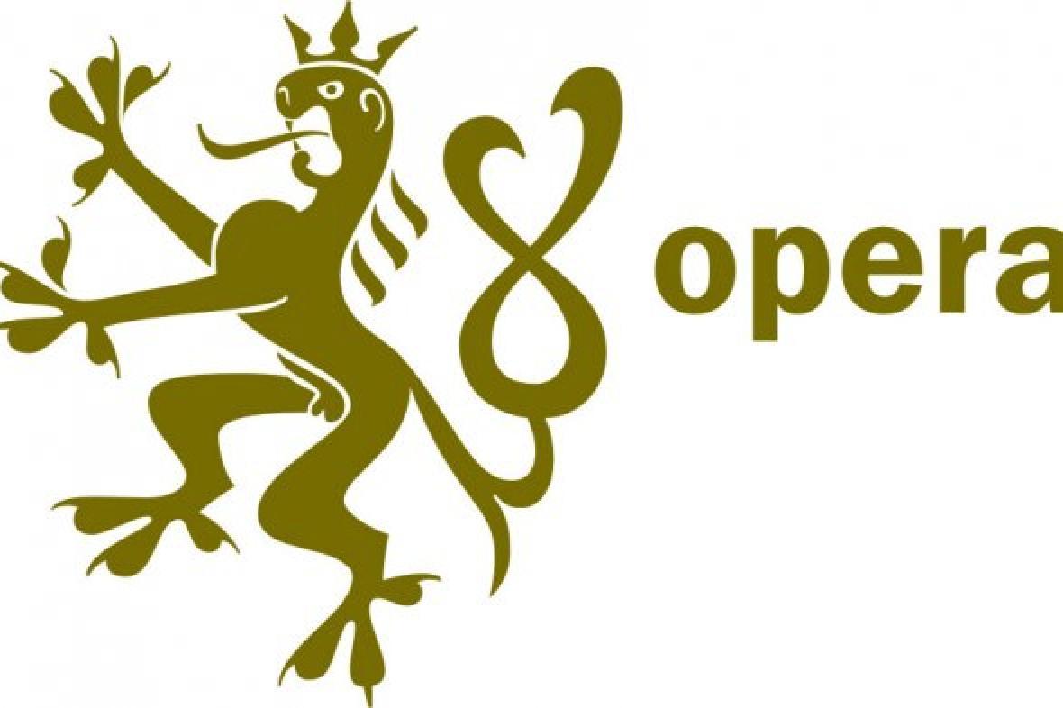 Logo Opery Národního divadla