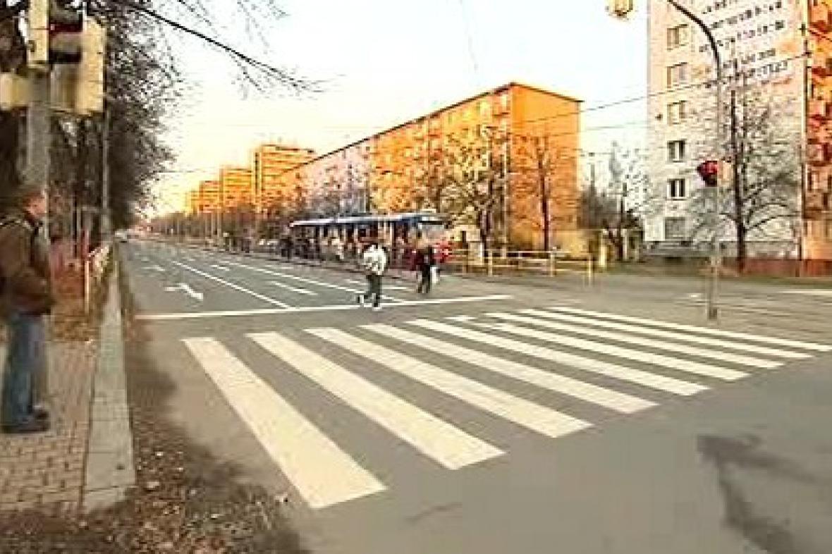 Přechod pro chodce