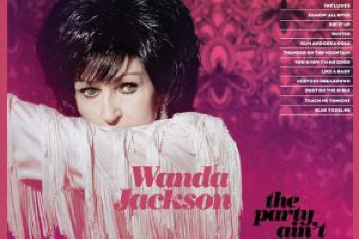 Wanda Jacksonová / Party Ain\'t Over