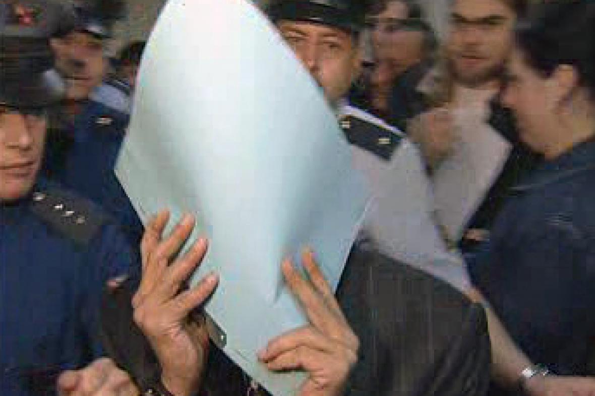 Katarský princ Hámid bin Abdal Sání