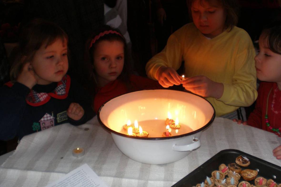 Advent v Košticích nad Ohří