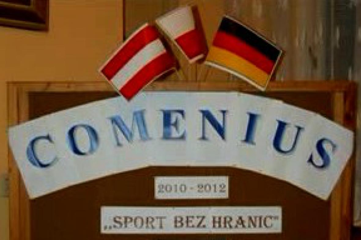 Comenius - Sport bez hranic