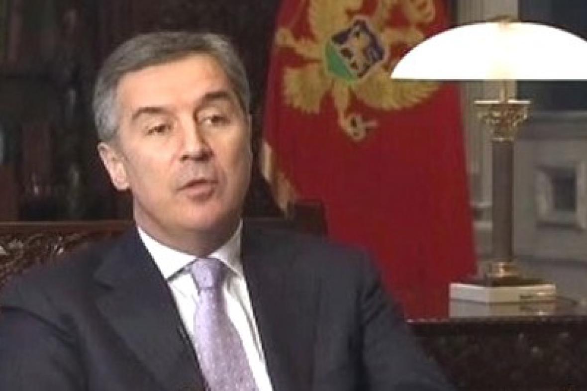 Milo Djukanovič