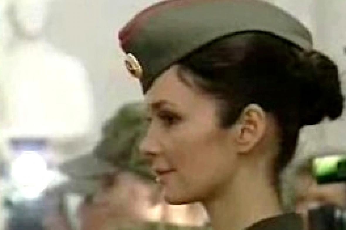 Příslušnice ruské armády