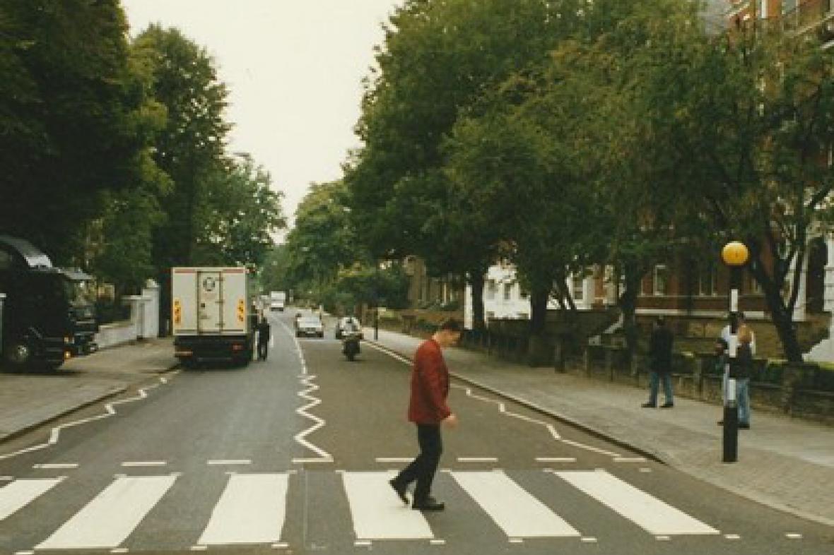 Vyhaslý přechod na Abbey Road: energie je pryč