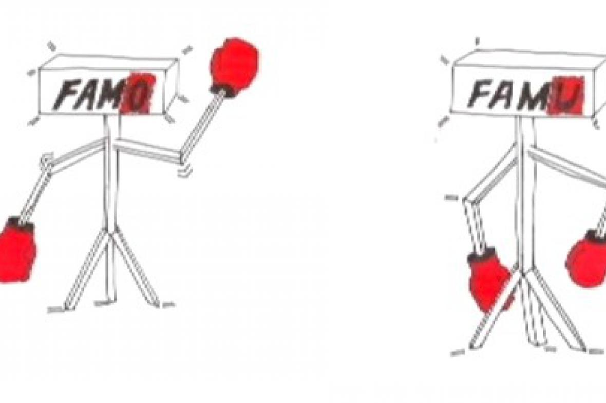 FAMO versus FAMU