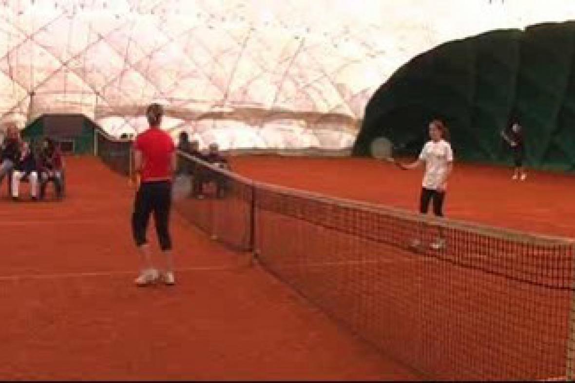 Tenisový turnaj v Kolíně