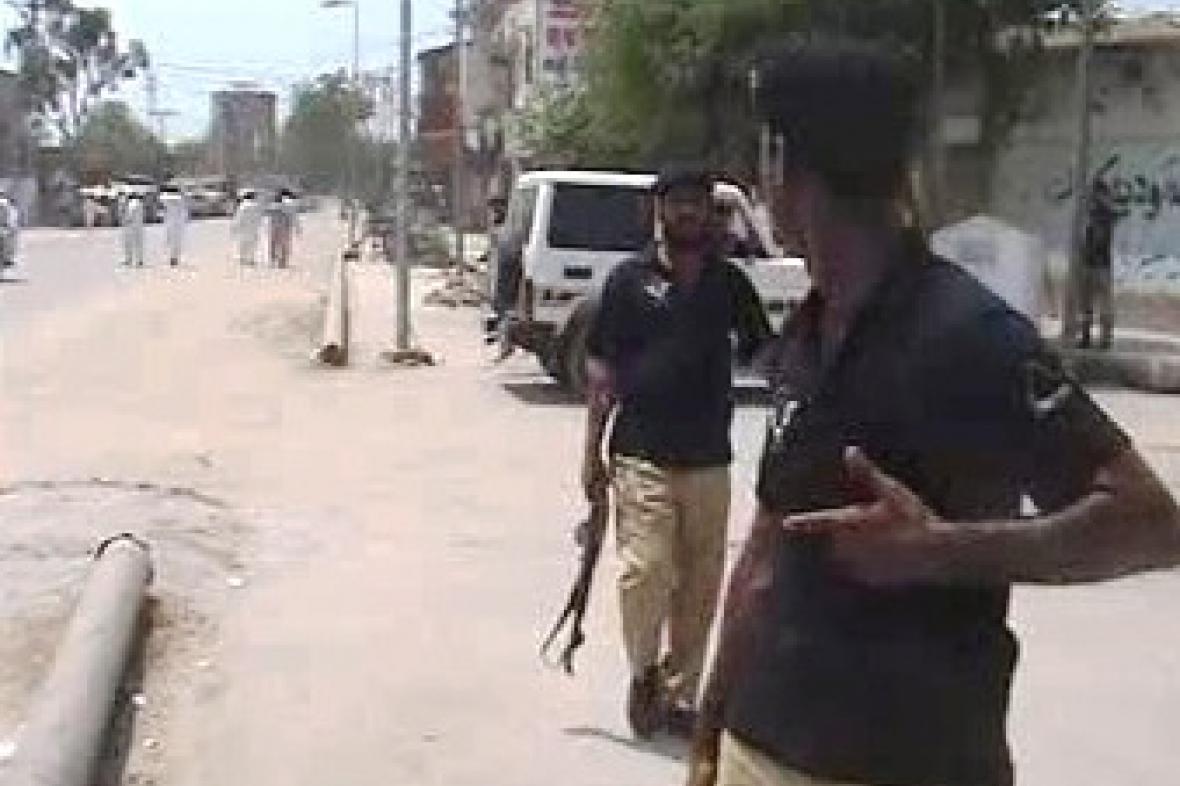Pákistánské bezpečnostní síly
