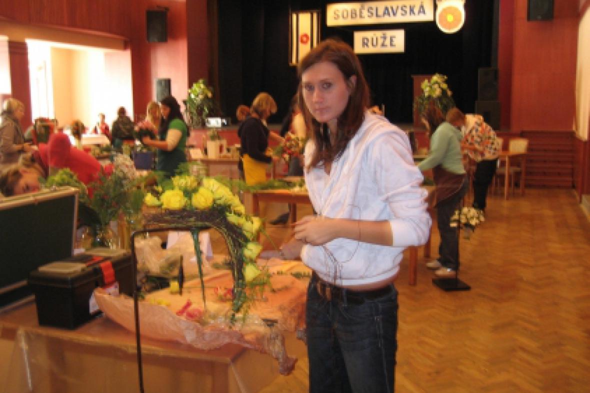 Soběslavská růže