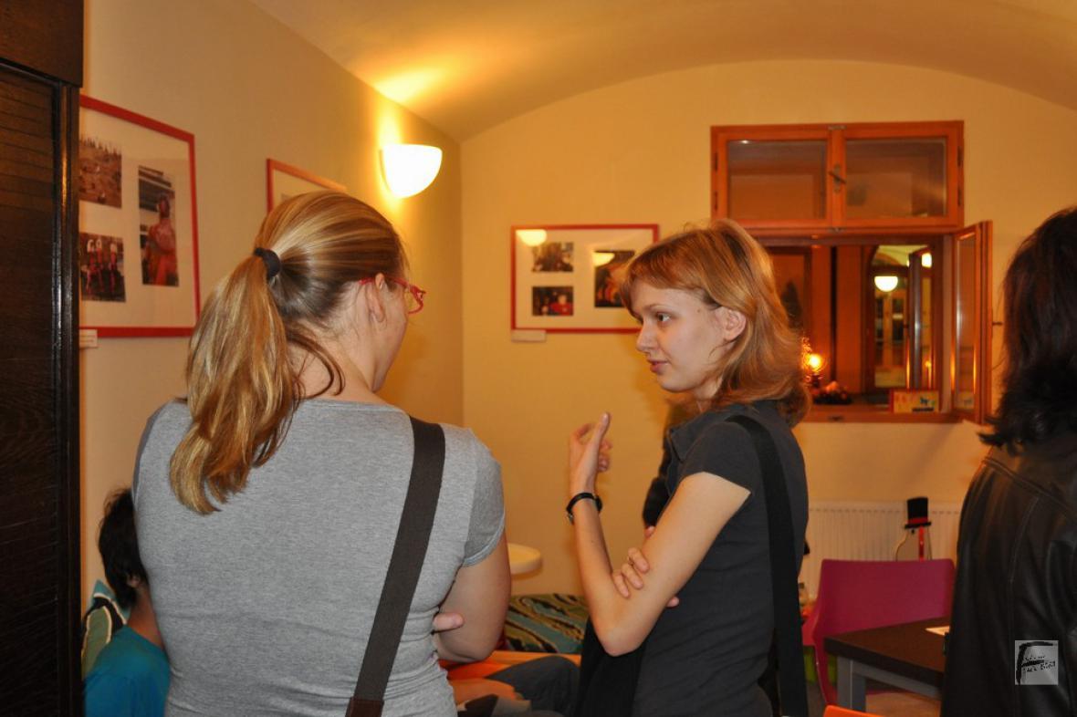 Setkání evropských kultur v knihovně