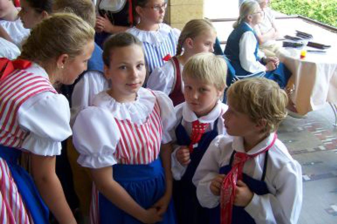 Folklorní soubor Špindleráček