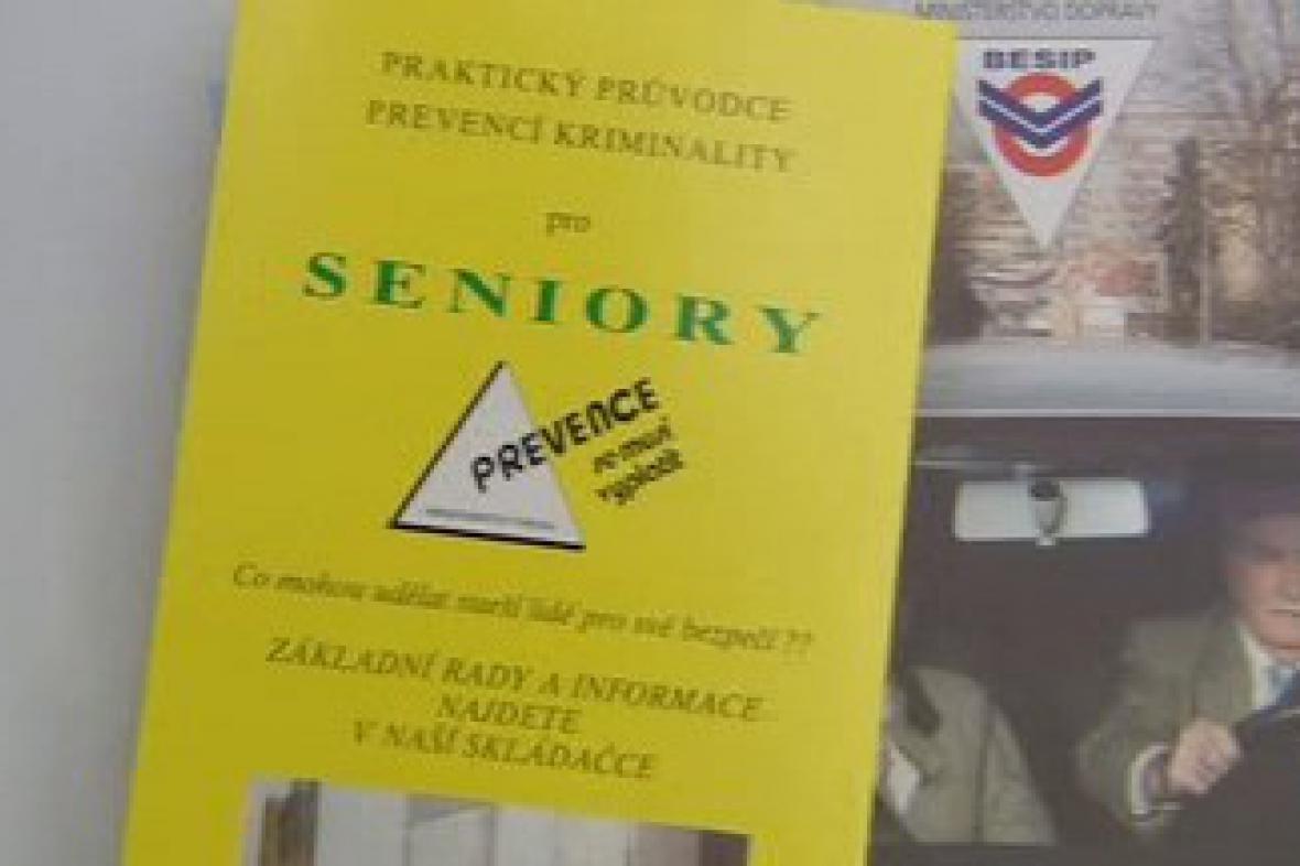 Průvodce pro seniory
