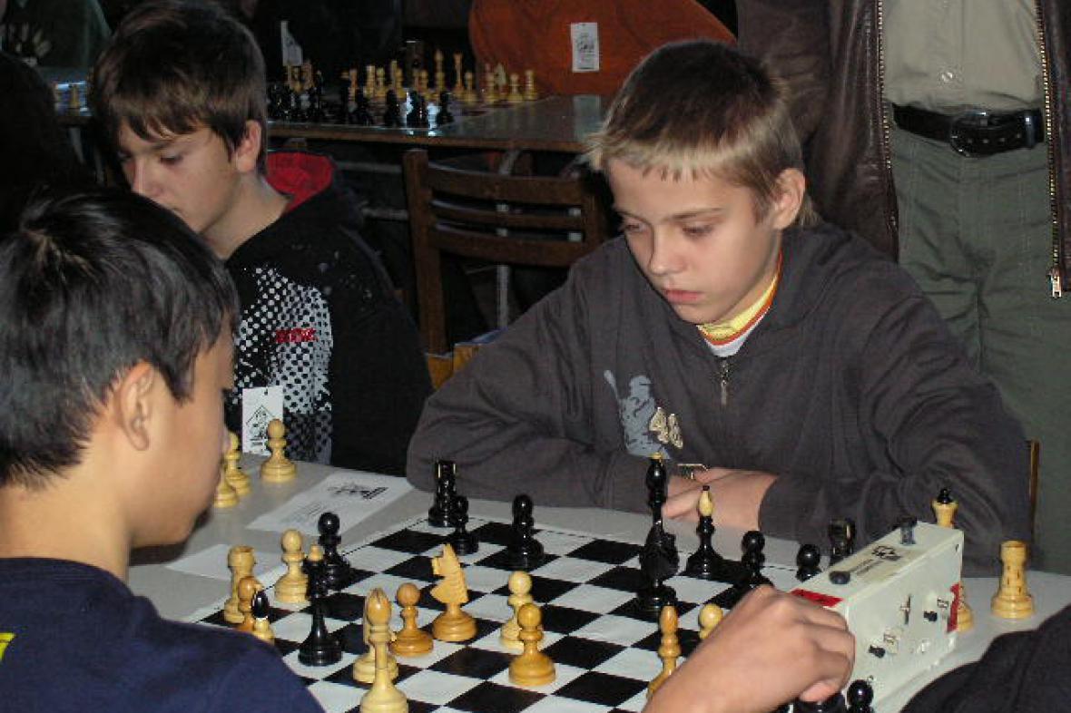 Šach-pink Šumná - fotografie z minulého ročníku