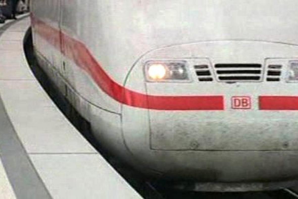 Německá železnice