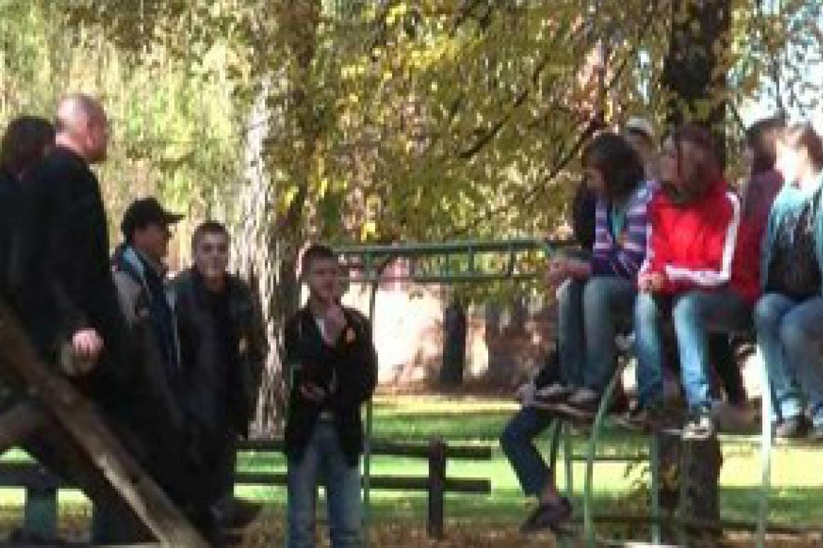 Setkání mládeže příbramského vikariátu