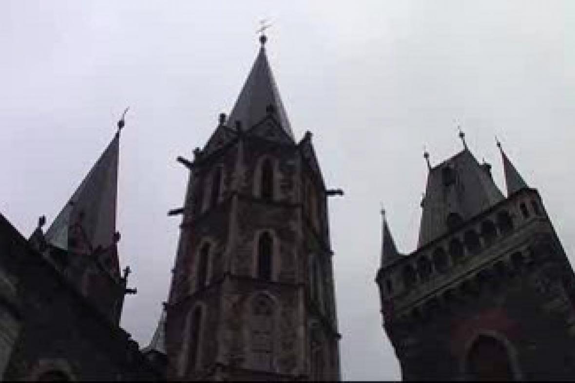 Kolínská zvonice