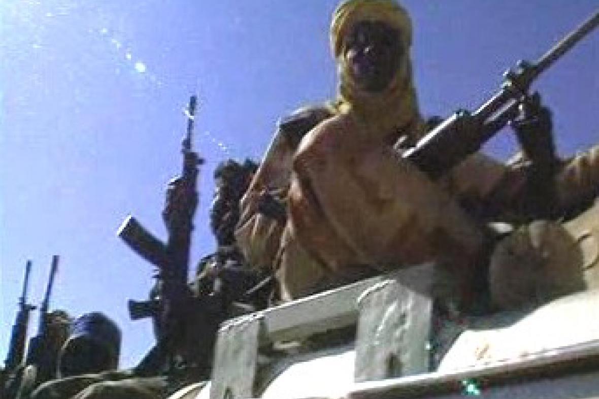 Súdánští povstalci
