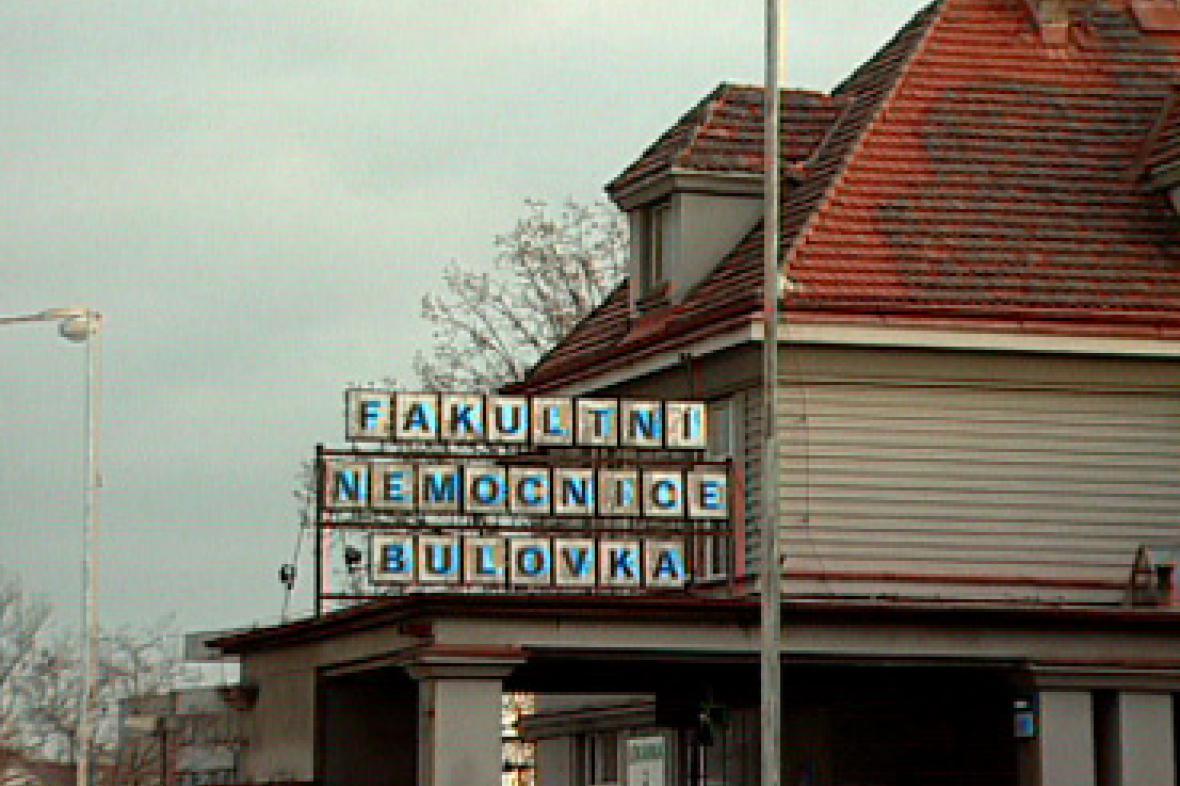Fakultní nemocnice Bulovka