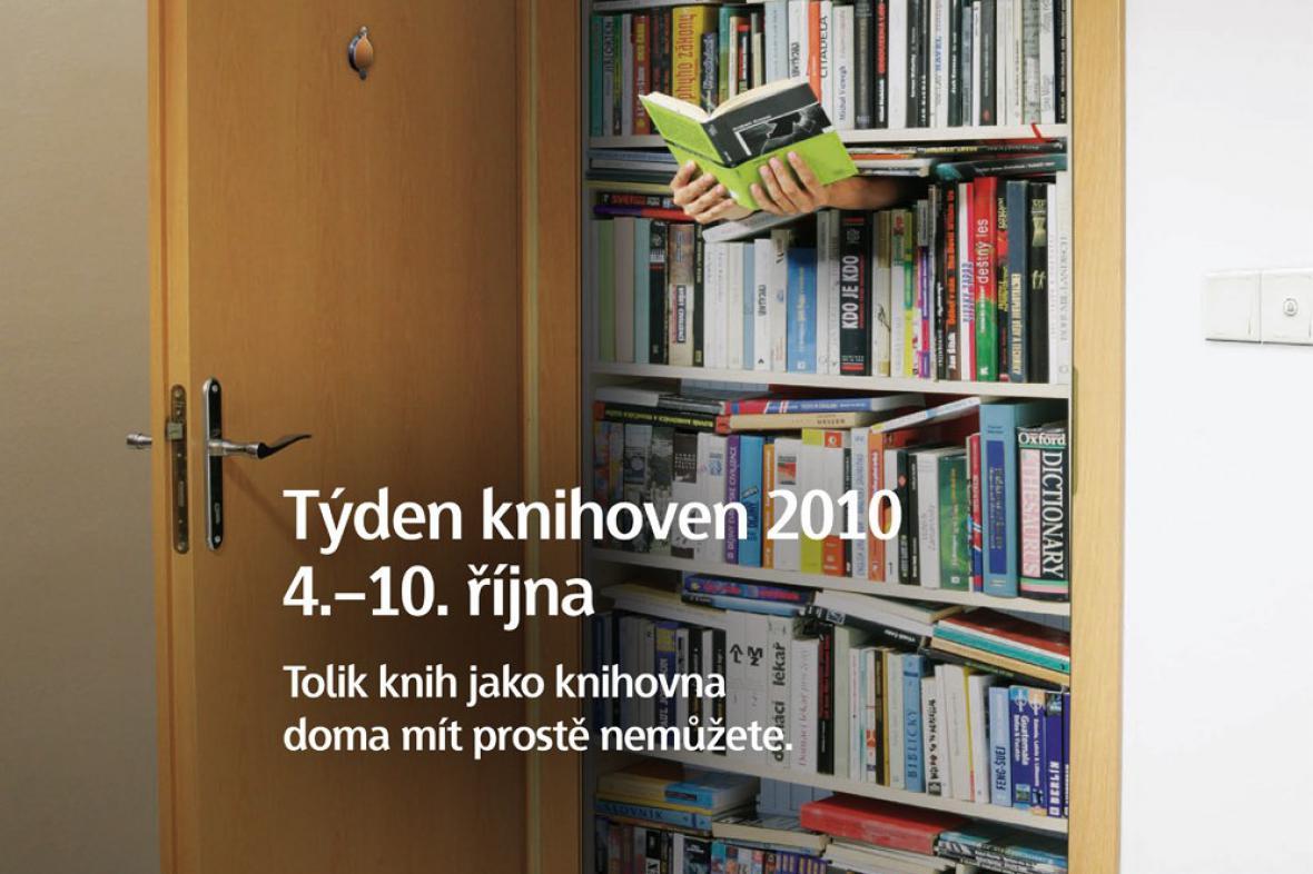 Týden knihoven 2010