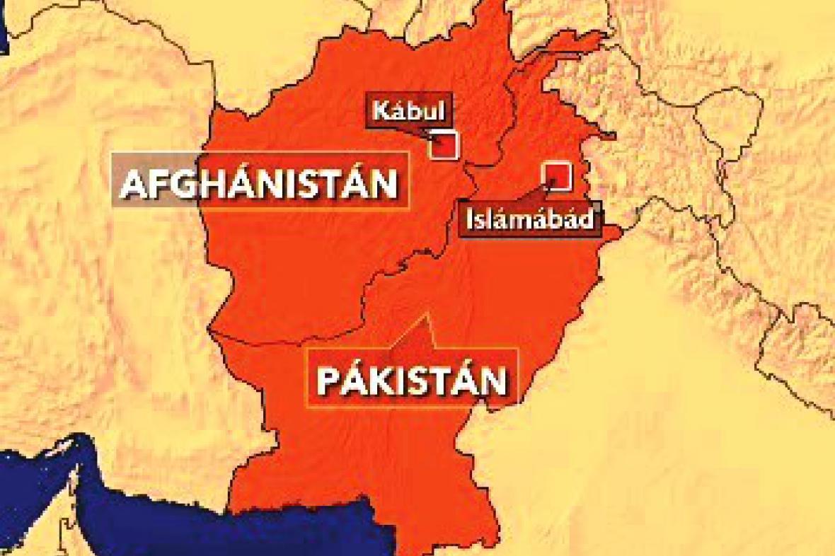 Afghánistán a Pákistán