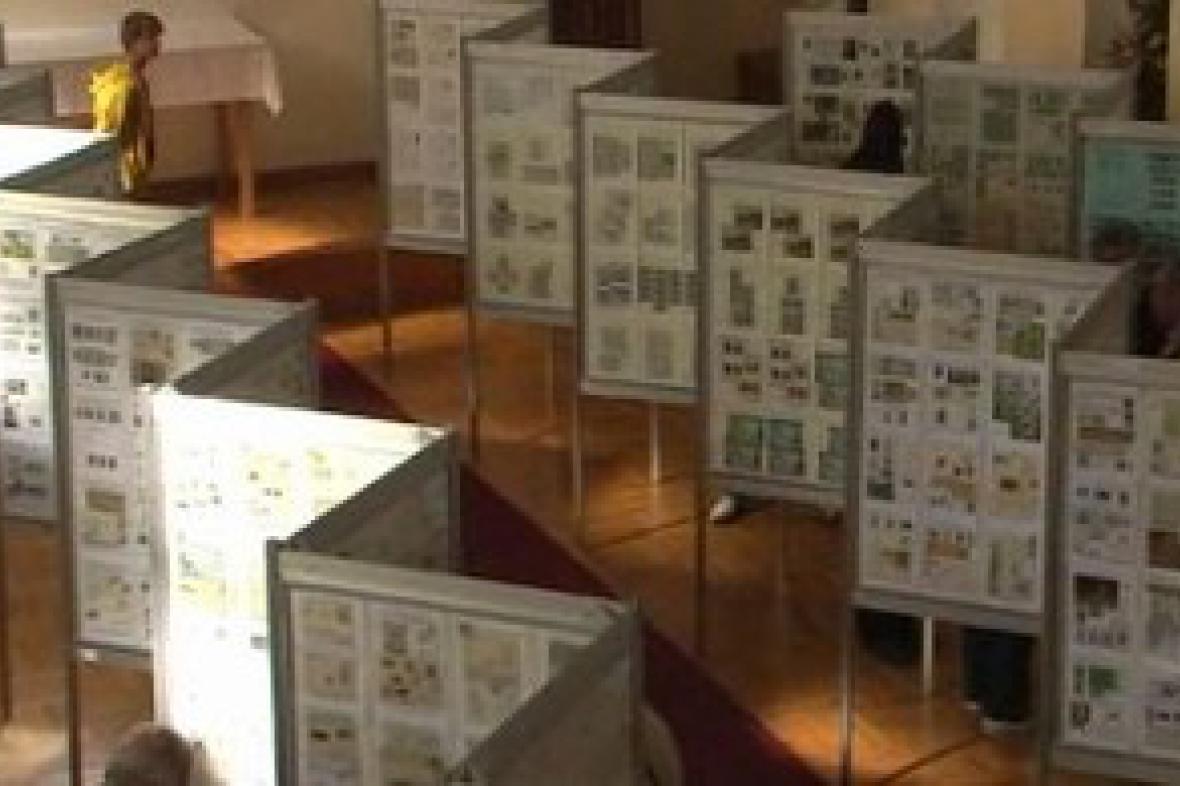 Výstava známek
