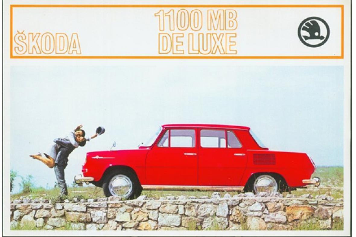 Škoda 1100