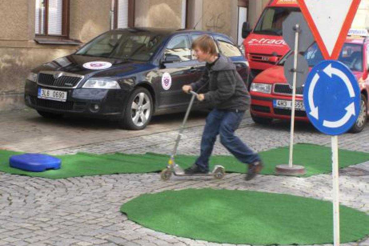 Evropský týden mobility v Krkonoších