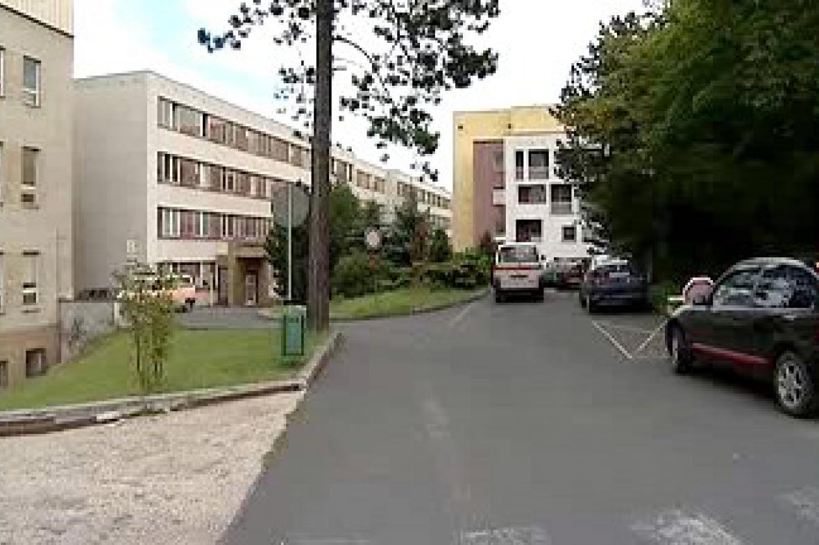 Nemocnice v Sokolově