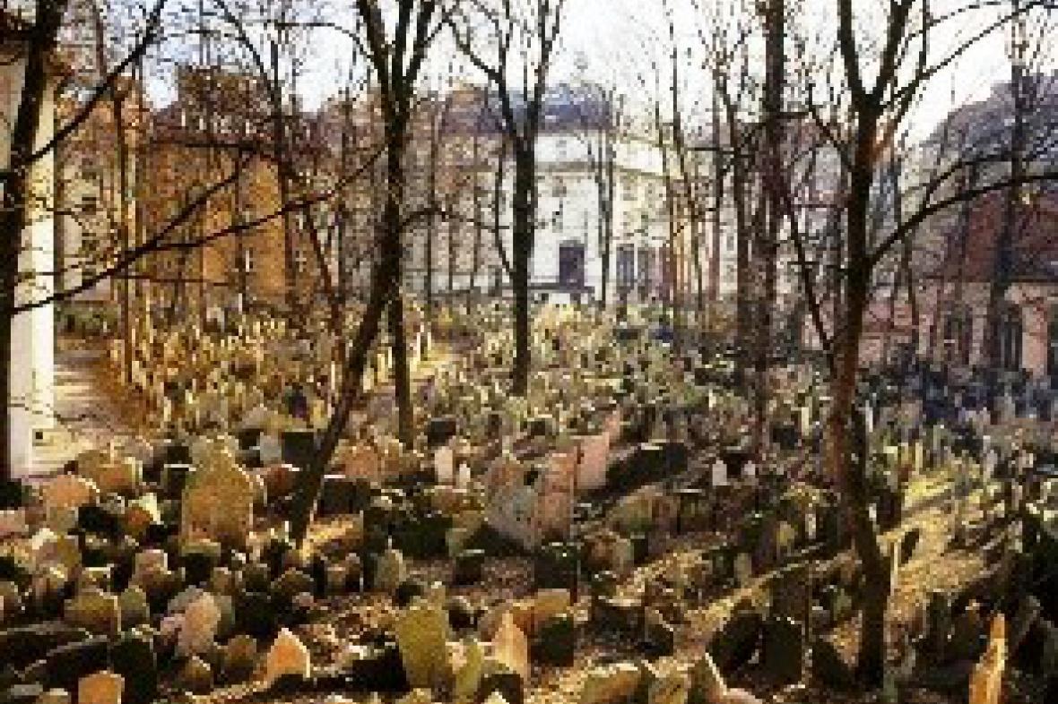 Starý židovský hřbitov