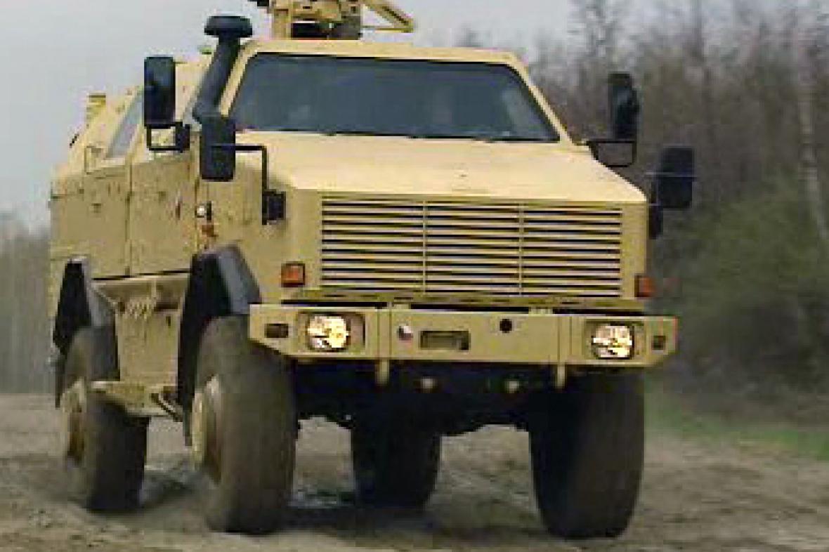 Obrněnec Dingo 2