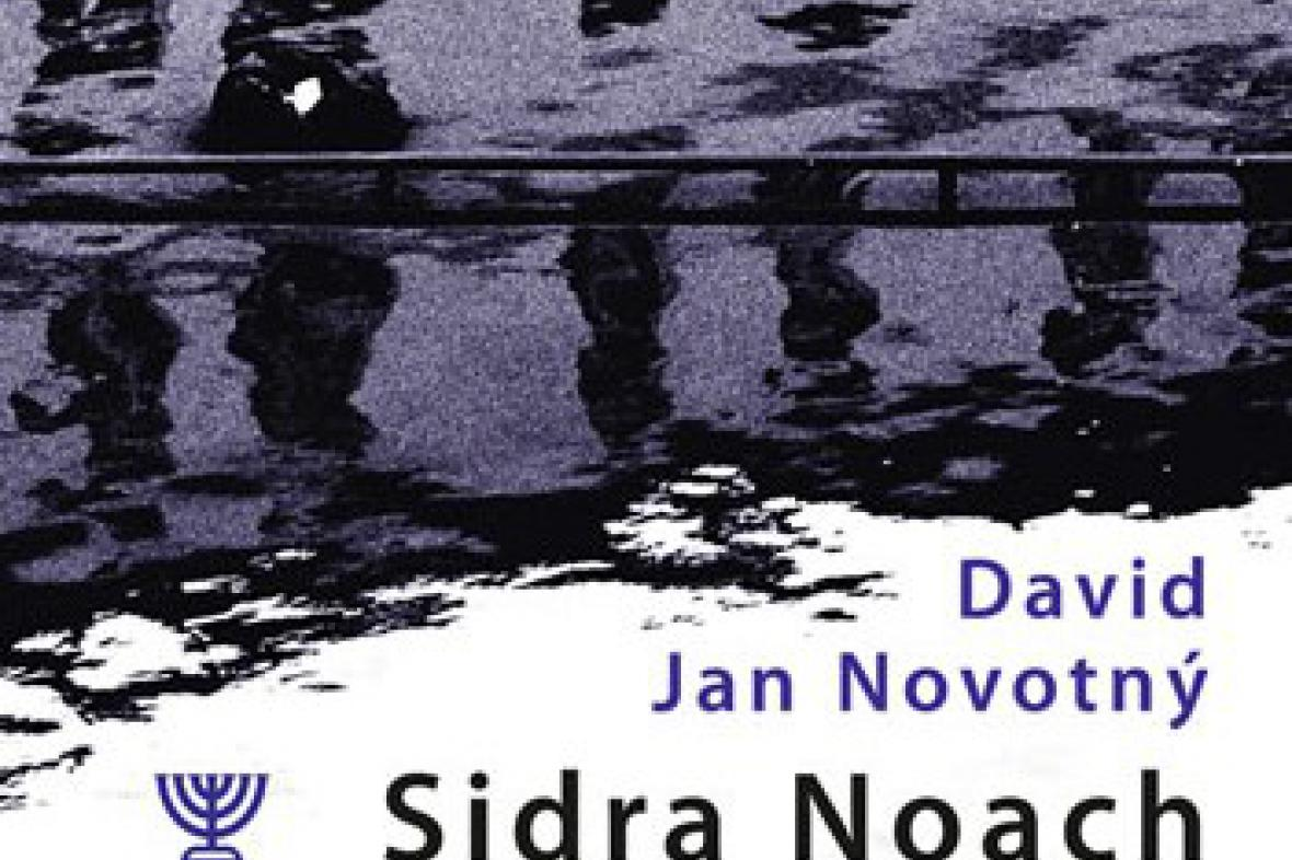 Přebal knihy Sidra Noach