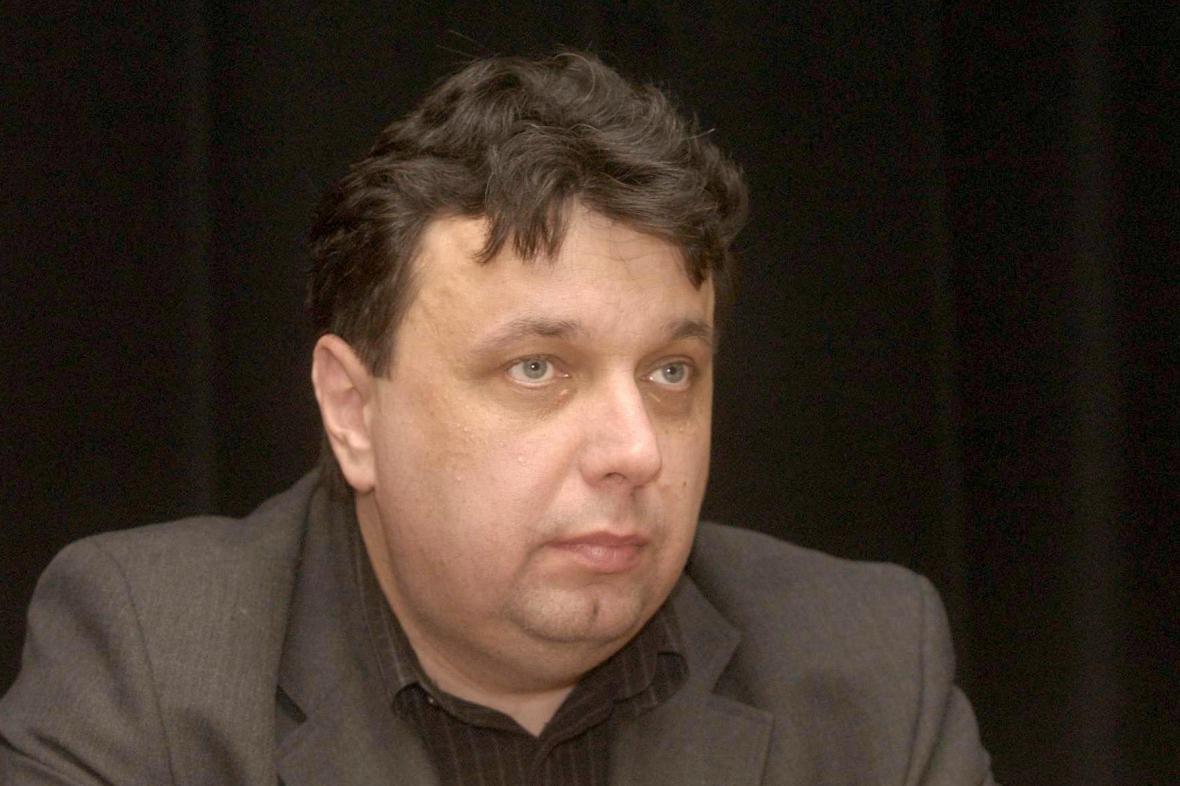 Pavel Melounek