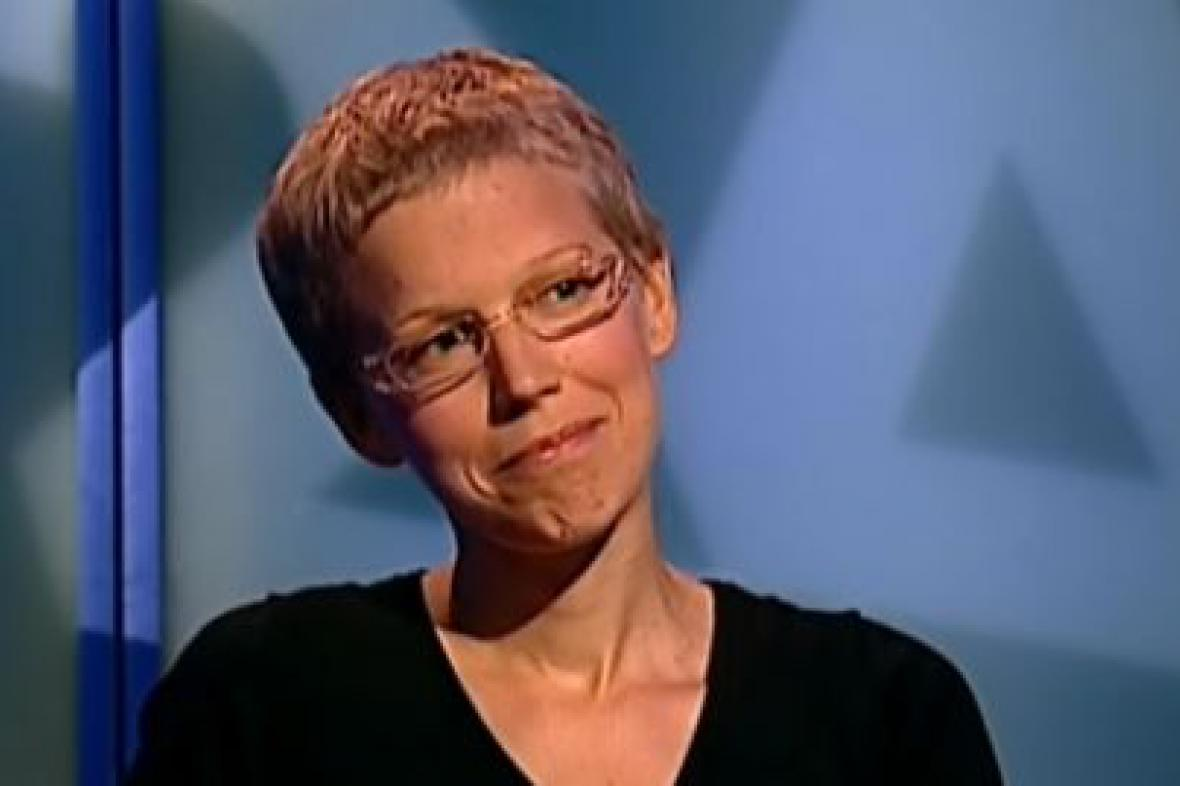 Tereza Stöckelová