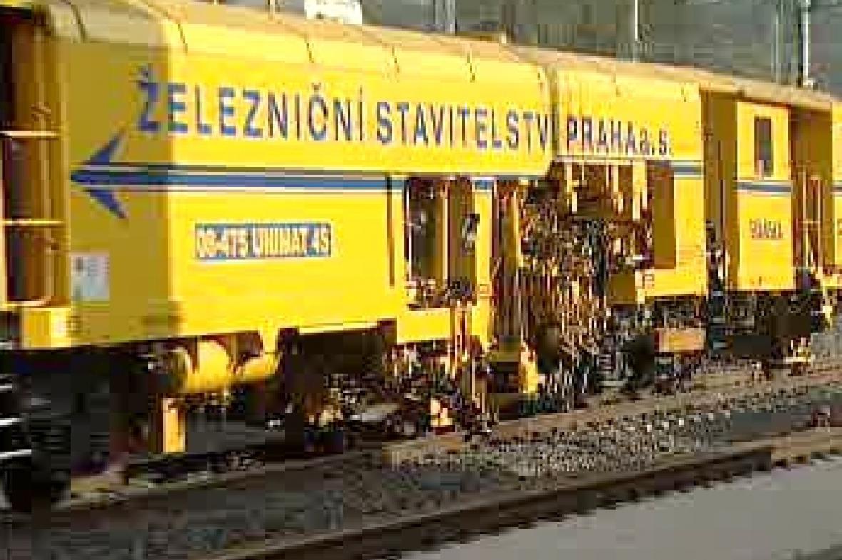 Stavba železnice