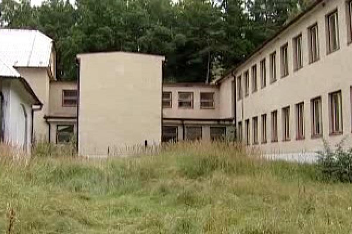 Budovy roty Hájnice