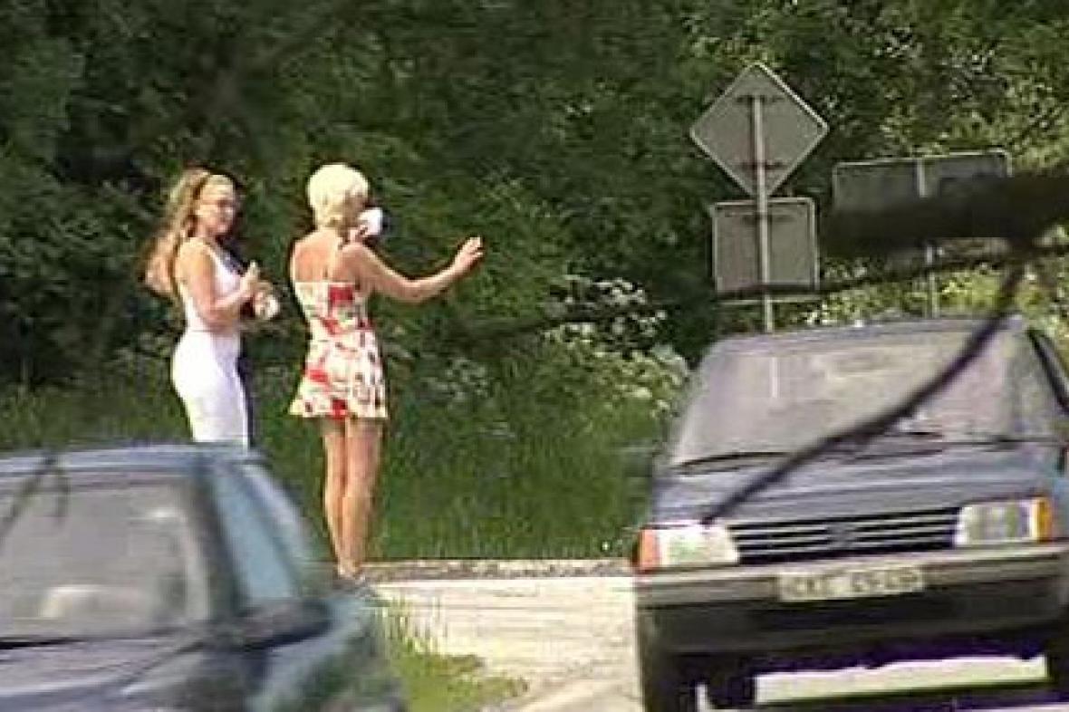 Prostituce