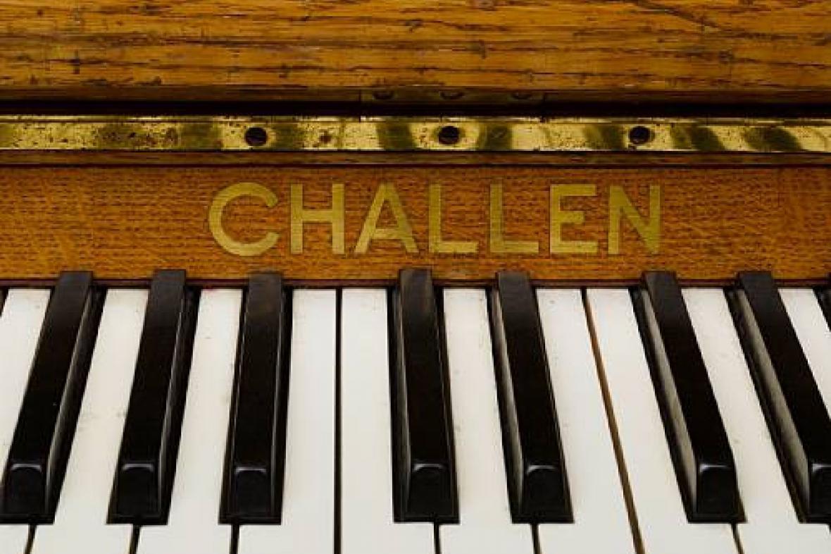 Piano ze studia Abbey Road