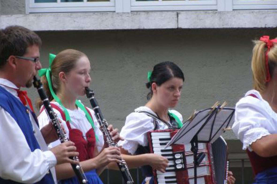 47. Europeade v Bolzanu