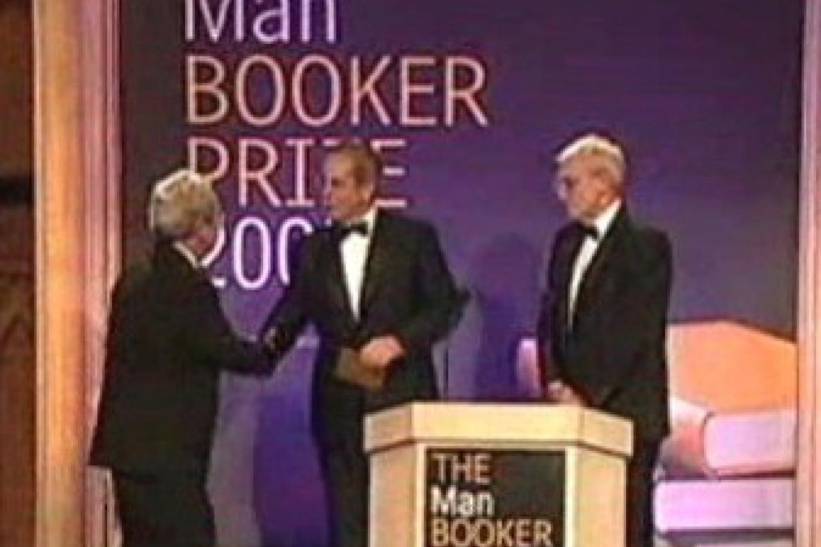 Man Bookerova cena