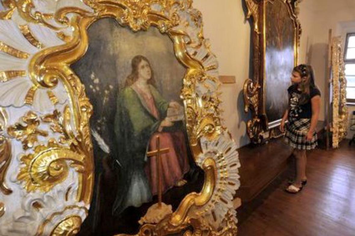 Chotiměřský oltář