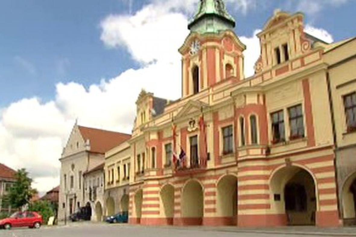 Radnice v Mělníku