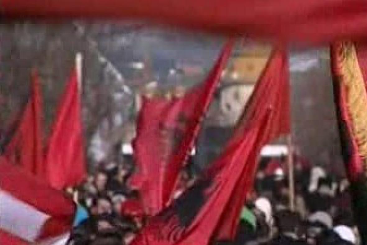 Oslavy kosovské nezávislosti