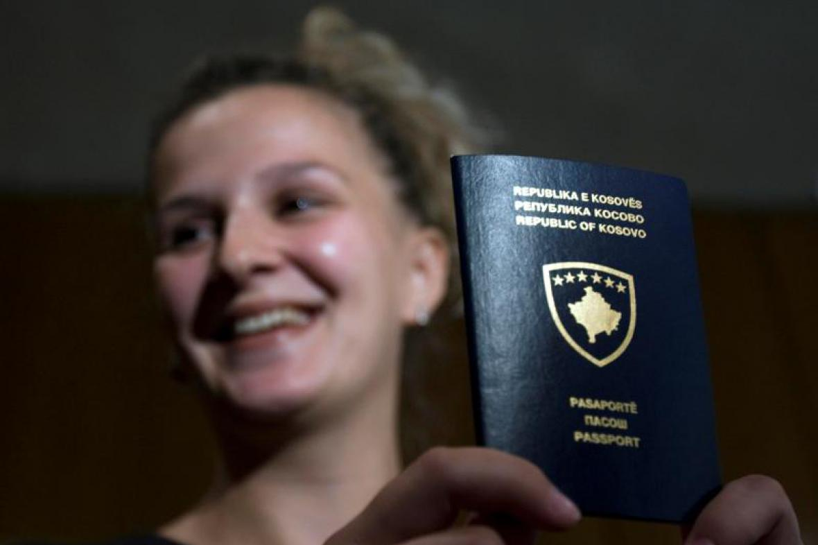 Kosovský pas
