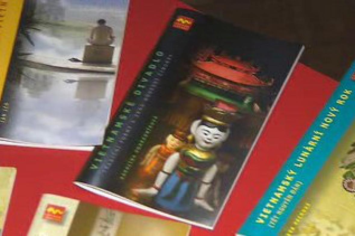 Publikace o Vietnamu