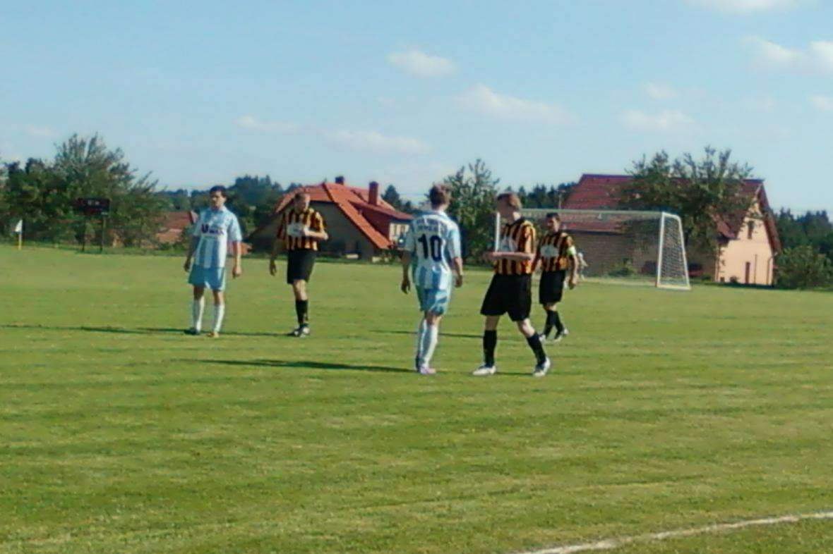 Fotbal v Rozsochách