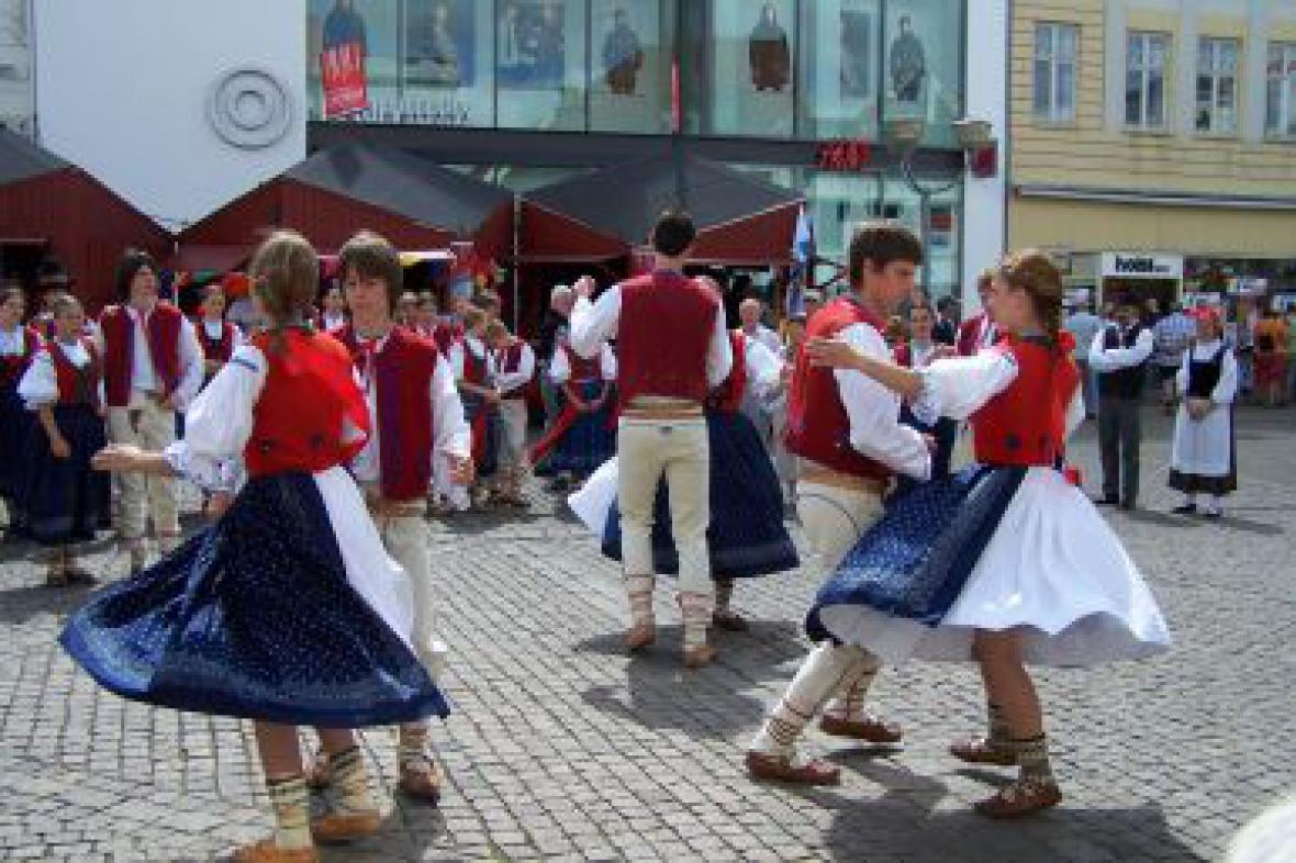 Český folklor se představí v Jižním Tyrolsku