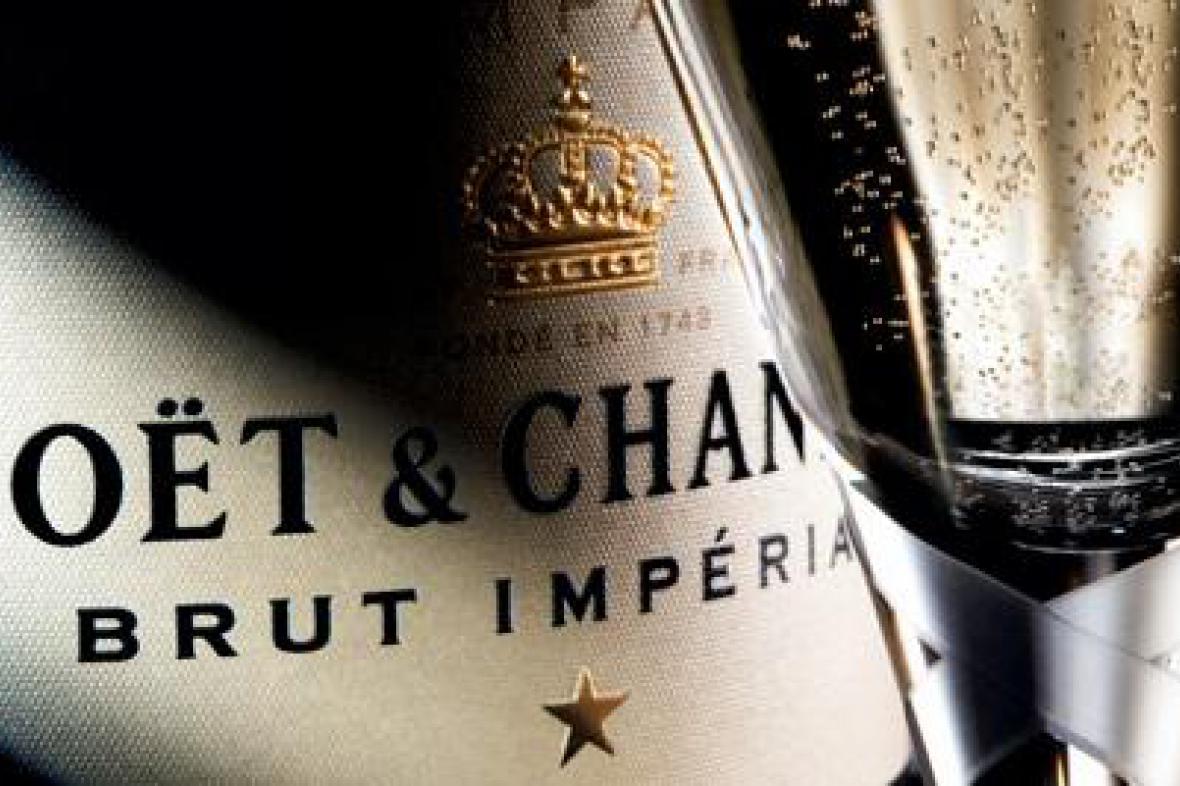 Šampaňské Moët & Chandon