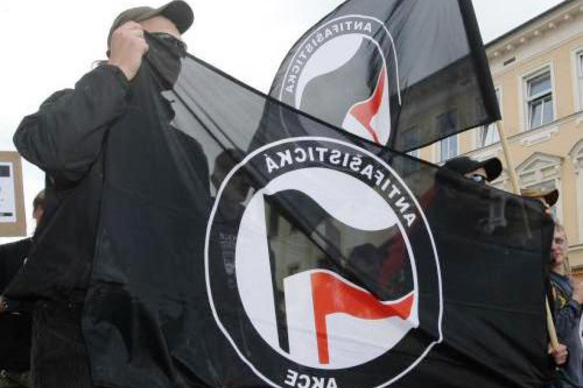 Pochod anarchistů
