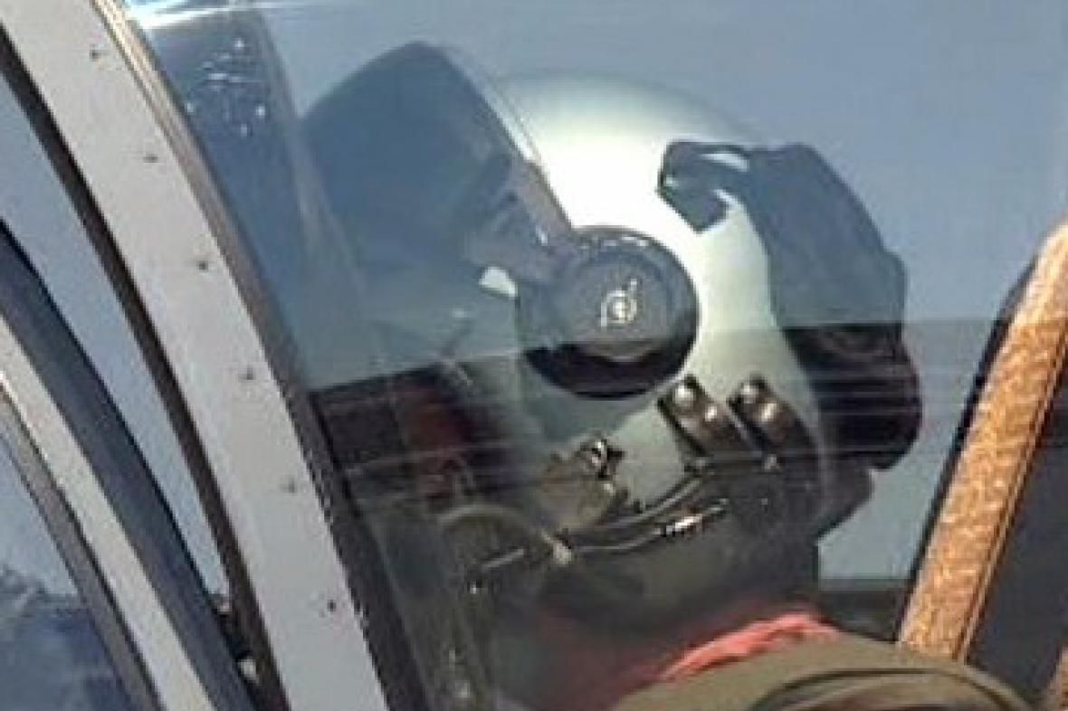 Vojenský pilot